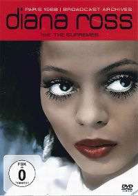 Cover Diana Ross feat. The Supremes - Paris 1968 | Broadcast Archives [DVD]